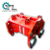Large Cast Steel Machine Body Support
