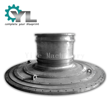 Grinding Mill Rotary Kiln End Cover Cap