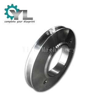 Oil Drilling Lifting Rope Sheave Pulley