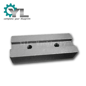 High Manganese Steel Casting Impact Blow Bar