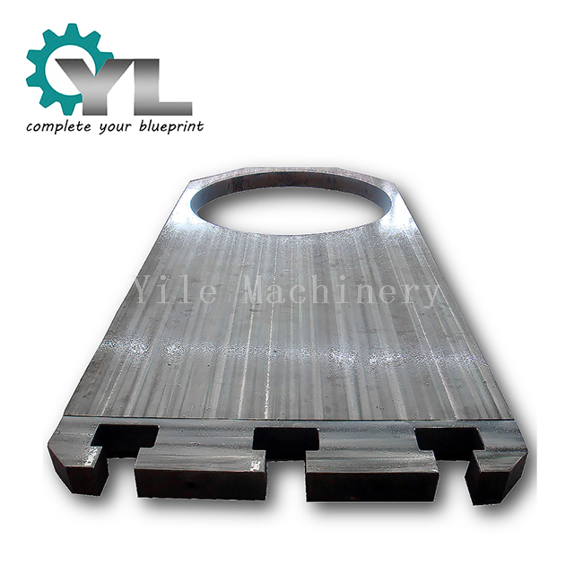 Forging Steel Pressure Container Valve Plate