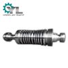Power Plant Forged Alloy Steel Transmission Rotor