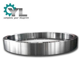 Large Size Free Steel Forging Rolling Ring