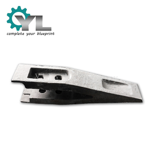 Heavy Duty Spare Part Alloy Steel Casting Part Excavator Bucket Tooth