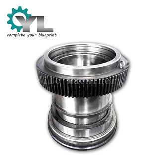 Shaft Coupling Reducer Gear Drive Transmission