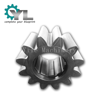 Reducer Rectangular Spline Big Module Pinion Gear