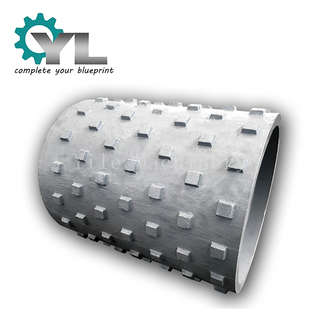 Crusher Big Wear Resistant Rotating Cylinder Roll