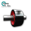 Heavy Duty Mechanical Cement Plant Rotary Kiln Dryer 34CrNiMo6 Forged Steel Roller Wheels