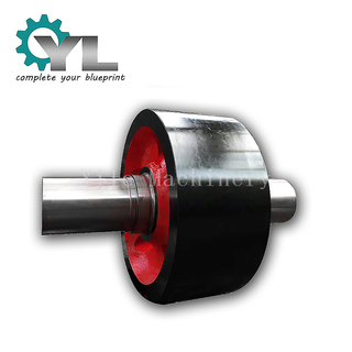 Rotary Kiln Support Wheel Roller and Drive Shaft