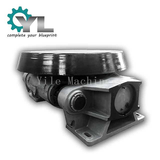 Cement Rotary Kiln Hydraulic Thrust Roller Device