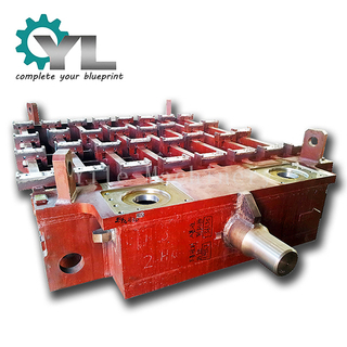 Custom Large Welding Machinery Rack Body