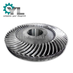 Nonstandard Customized High Quality Hardening Quenching 34CrNiMo6 Differential Gears