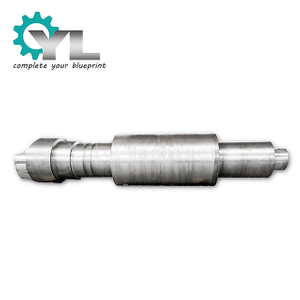 Rolling Mill Forged Flat Head Work Roll