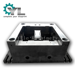 Brick Machine CNC Machining Mould Frame