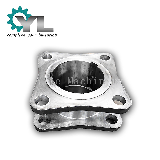 Crusher DIN 42CrMo4 Casting Steel Rotary Hammer Disk