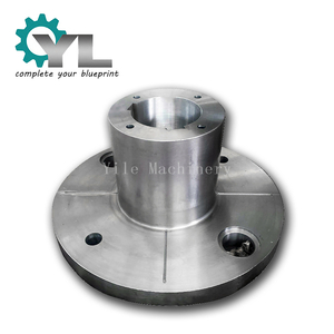 High Performance Shaft Flange Type Casting Iron Coupling For Reducer