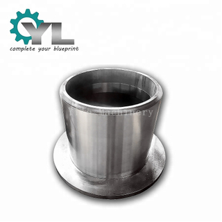 High Manganese Steel Machining Heavy Shaft Big Size Shaft Bearing Bush