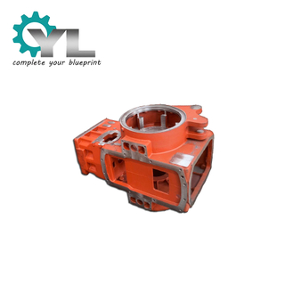 Foundry Manufacturer Steel Milling High Precision CNC Machining Casting Shell